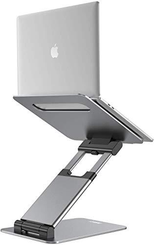 HP ergonomischer St/änder f/ür MacBook Air Pro Lenovo More 25 Dell XPS Besign Verstellbarer Laptop-St/änder 17 Zoll Laptops